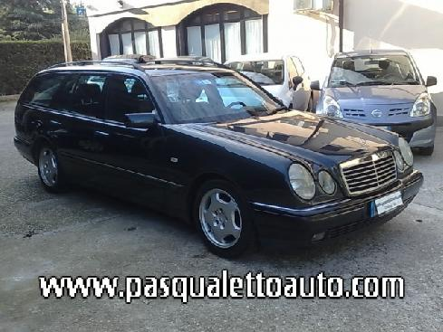 MERCEDES-BENZ E 250 turbodiesel cat S.W. Avantgarde