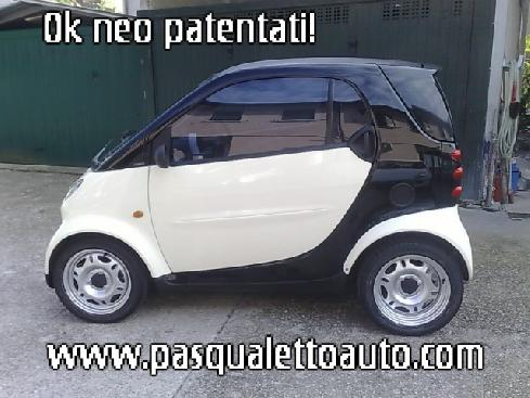 SMART ForTwo OK NEO PATENT. 600 smart