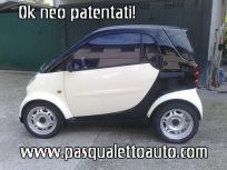 SMART FORTWO OK NEO PATENT. 600 SMART Usata 2002
