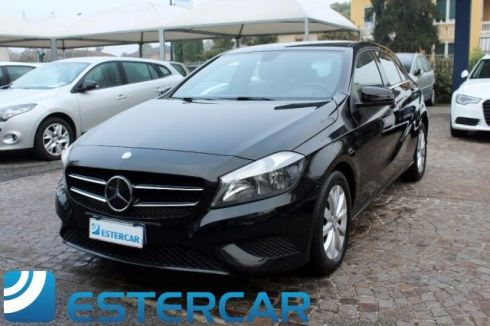 MERCEDES-BENZ A 180 CDI Automatic Executive PELLE