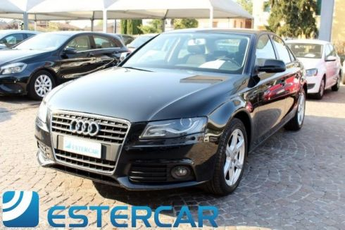 AUDI A4 2.0 TDI 143CV FAP Advanced XENO