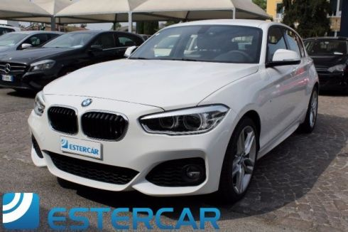 BMW 118 d 5p Msport XENO 18 LED
