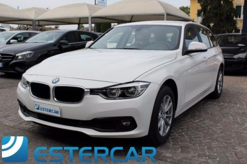 BMW 316 d Touring Business Advantage LED NAVI PDC