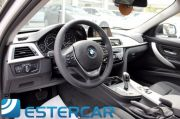 BMW 316 D TOURING BUSINESS ADVANTAGE LED NAVI PDC Usata 2017