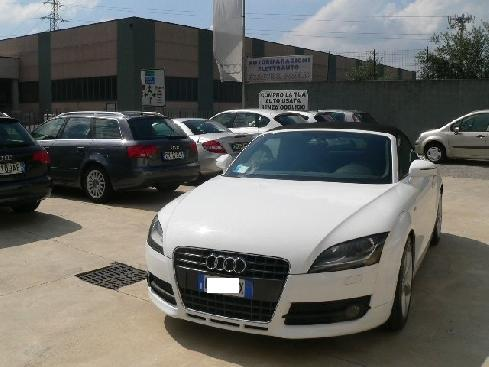 AUDI TT Roadster 2.0 TFSI Advanced plus