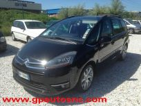 CITROEN C4 2.0 HDI 138 FAP AUT. EXCLUSIVE UNICOPROP