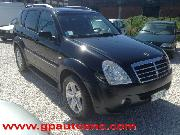 SSANGYONG REXTON II 2.7 AWD A/T EXECUTIVE TOP OTTIME COND