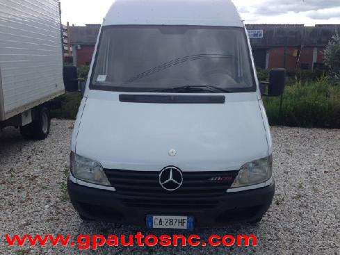 MERCEDES-BENZ Sprinter F35/35 411 CDI cat Furgone