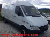 MERCEDES-BENZ SPRINTER F35/35 411 CDI CAT FURGONE Usata 2003