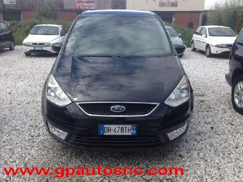 FORD Galaxy Plus 2.0 TDCi 130CV aut. DPF OTTIMA!!!!