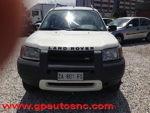 LAND ROVER Freelander 2.0 TD cat Station Wagon AFFARE!!!!