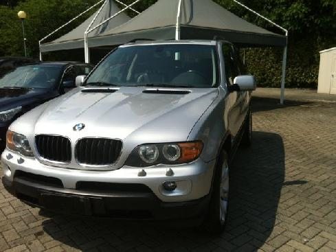 BMW X5 3.0d cat sport full optional