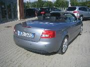 AUDI A4 CABRIOLET C/AUTOM. SLINE CD CHARGE Usata 2005