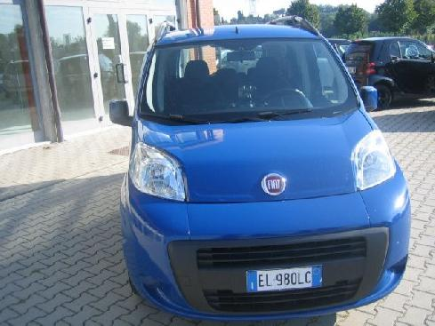 FIAT Qubo 1.4 77 CV NAT.POWER NAVI DOPPIA PORTA VE