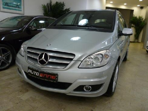 MERCEDES-BENZ B 180 NGT BlueEFFICIENCY Chrome,AUTOMATIC,PELL