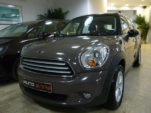 MINI Countryman Cooper D TETTO PANORAMA APRIBILE