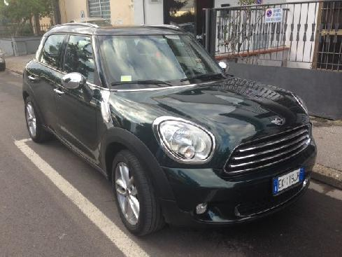 MINI Countryman Cooper D ALL4 5 posti ex aziendale