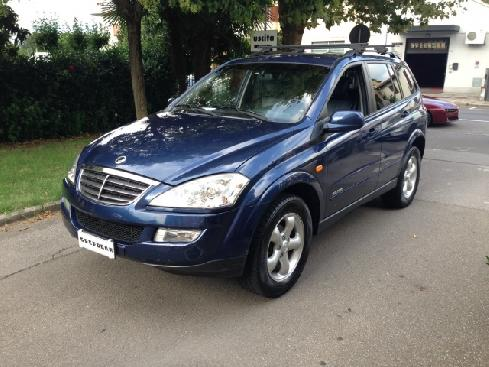 SSANGYONG Kyron 2.0 Xdi STYLE RESTILYNG AUTOMATICO