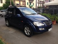 SSANGYONG KYRON 2.0 XDI STYLE RESTILYNG AUTOMATICO Usata 2009