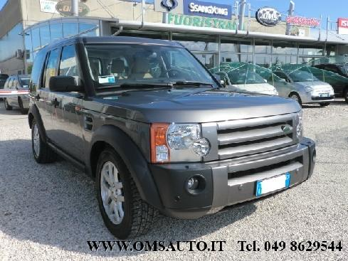 LAND ROVER Discovery 3 2.7 TDV6 XS 7 posti