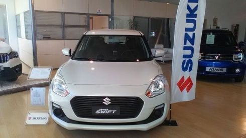 SUZUKI Swift 1.2 Dualjet GPL