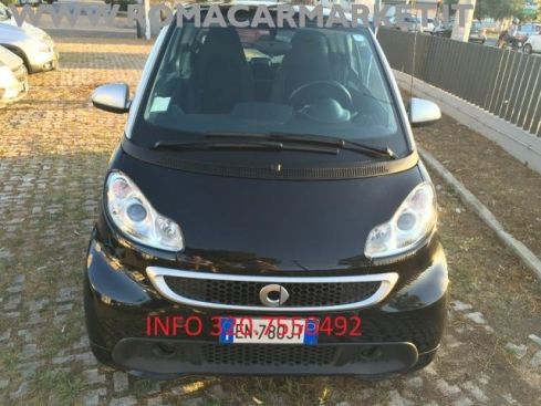 SMART ForTwo 1000 52 kW MHD coupé passion KMCERTIFICATI