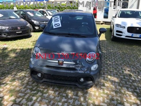 ABARTH 595 1.4 Turbo T-Jet 145 CV ITALIANA FULL OPTINAL