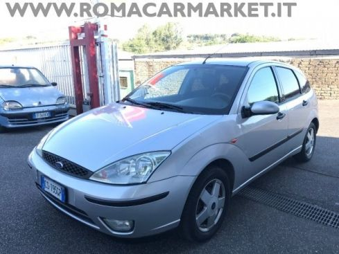 FORD Focus 1.8 TDCi (100CV) cat 5p. Zetec