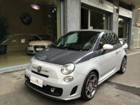 Abarth 500 C 1.4 TURBO T-JET MTA BICOLORE
