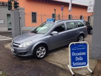 Opel ASTRA 1.6 116CV BENZ/GPL STATION WAGON CLUB Usata 2008