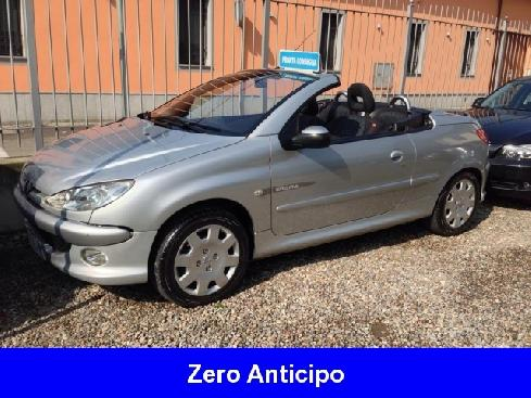 PEUGEOT 206 1.6 benz QuickSilver