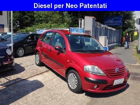 CITROEN C3 1.4 HDi 75cv executive 5p NeoPatentati