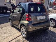 SMART FORTWO PULSE TURBO + PELLE + SERVO Usata 2010