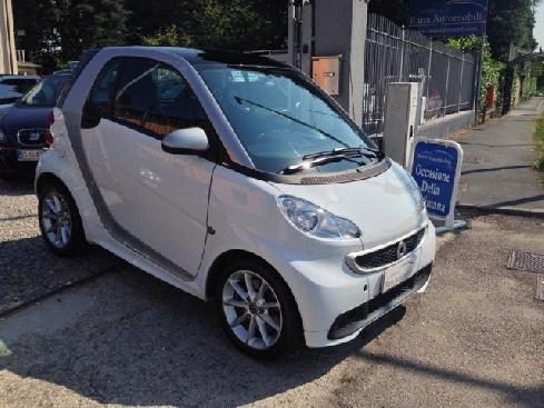 SMART ForTwo MHD S&S PASSION