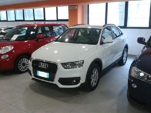 AUDI Q3 2.0 TDI quattro Advanced