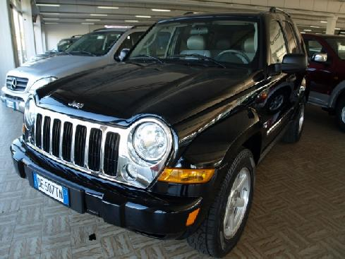 JEEP Cherokee 2.8 CRD Limited Automatica