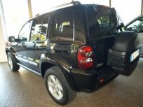 JEEP CHEROKEE 2.8 CRD LIMITED AUTOMATICA Usata 2007