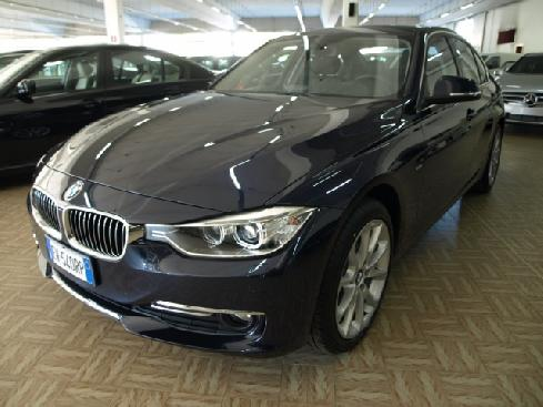 BMW 320 d Luxury Steptronic (Km 0)