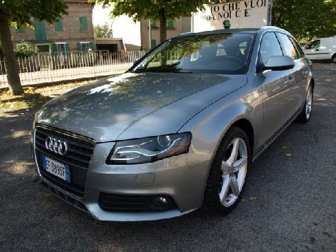 AUDI A4 Avant 2.0 TDI Multitronic Advanced