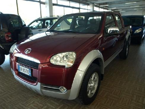 GREAT WALL  Steed Pick Up 2.4 Pick-Up Doppia Cabina Super Luxury 4