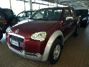 GREAT WALL STEED PICK UP 2.4 PICK-UP DOPPIA CABINA SUPER LUXURY 4 Usata 2009