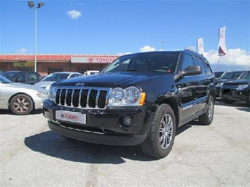 JEEP Grand Cherokee 3.0 218 CV V6 CRD Limited -197-