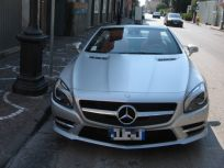 MERCEDES-BENZ SL 350 BLUEEFFICIENCY EDITION 1 Usata 2012