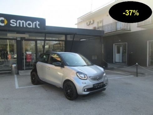 SMART ForFour 1.0 TWINAMIC Passion-37% DAL NUOVO Cod.1JF1116