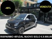 Smart ForFour 1.0-48% dal nuovo all.PASSION -43MB0617