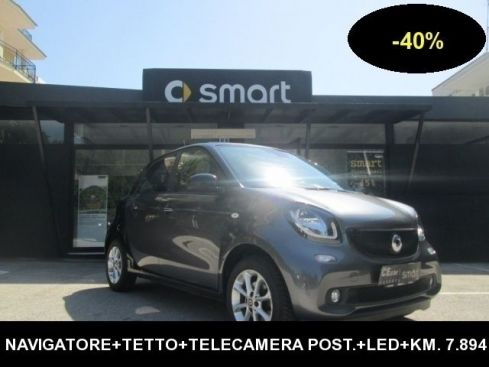 SMART ForFour 1.0-40% dal nuovo Passion+TELECAMERA+NAV. 46JF0817