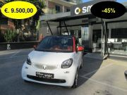 Smart ForTwo 1000 70 -45% dal nuovo all.Passion -Cod.2MBI0917-