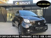Smart ForFour -43% dal nuovo Prime+KM 6.480-Cod. 10JF1117-