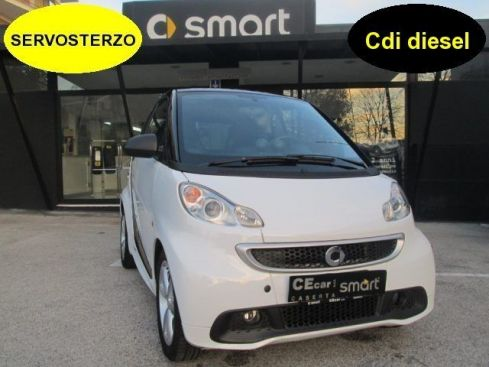 SMART ForTwo 800 coupé 54 kw coupe' con SERVOSTERZO-13MR1217