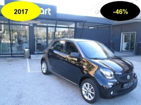 SMART ForFour 70 1.0 -46% dal NUOVO- Cod. 16MBI1217-